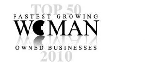 HBJ Top 50 Fastest Growing Woman-owned Business