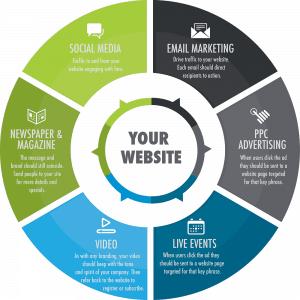 Chart Internet Marketing Network