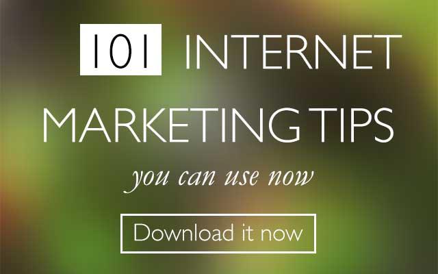 101 internet marketing ideas